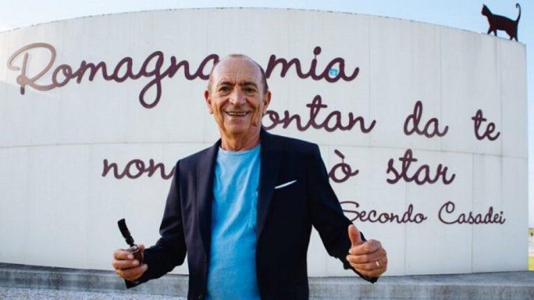 Raoul Casadei: il Re del liscio romagnolo